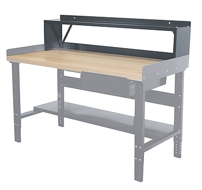 Hallowell Workbench Shelf Riser; 72'' W