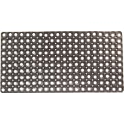 Envelor Home Hollow Rubber Floor Mat; 2'8'' x 3'11''