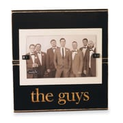 Mud Pie  Wedding The Guys Picture Frame
