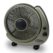 Soleus Air 10'' High Velocity Table/Wall Fan