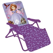 Kids Only Sofia The First Kids Lounge Chair