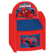 Kids Only Spiderman Sit N Store Kids Chair