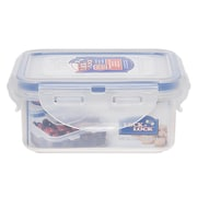 Lock & Lock 0.7-Cup Rectangular Short Food Container