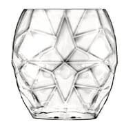 Luigi Bormioli Prezioso Water Glass (Set of 4); Clear