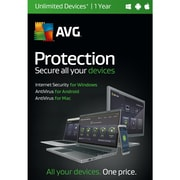 AVG AntiVirus 2016 Software Licensing, 3 Users, Windows, Download (PRO16N12EN)