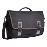 Timbuk2 Black Polyester Pike Command TSA-Friendly Messenger Bag (174-6-1022)