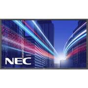 """NEC E Series E905 90"""" 1080p Commercial LED LCD TV, Black"""