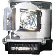 V7® Replacement Lamp for Mitsubishi GS316 Projector, Black/Silver (VPL2066-1N)