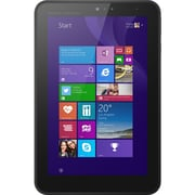 "HP® Smart Buy Pro 408 G1 L8E52UT#ABA 8"" Tablet, 2GB, Windows 8.1 Pro, Graphite"