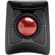 Kingston K72359WW USB Optical Wireless Trackball Mouse, Black