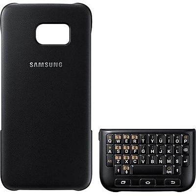 Samsung EJ-CG935UBEGUS Keyboard Cover for Samsung Galaxy S7 Edge, Black