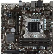 msi Desktop Motherboard, 64GB, DDR4, Micro ATX Form Factor (CSM-B150M PRO-VDH)
