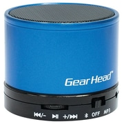 Gear Head BT3500BLU Portable Wireless Speaker System, Blue