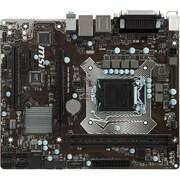 msi Desktop Motherboard, 32GB, DDR4, Micro ATX Form Factor (CSM-B150M PRO-VHL)