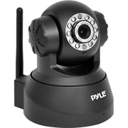 Pyle PIPCAM25 Wireless Digital IP Camera, Black