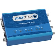 Multi-Tech MTR-EV3-B07-N2 MultiConnect® rCell 100 Series Cellular Router, 3 Mbps Bluetooth, 1 Port/Wireless