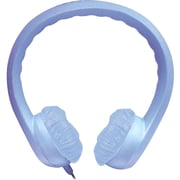 Hamilton Buhl KIDS-BLU Flex-Phones™ Foam Headphone, Over-the-Ear, Blue