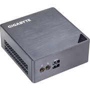 GIGABYTE™ BRIX GB-BSI7H-6500 Intel i7-6500U Windows 7/8.1/10 Desktop Computer