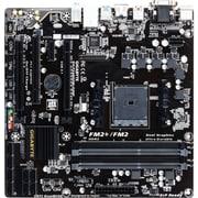 GIGABYTE Desktop Motherboard, 64GB, DDR3, Micro ATX (GA-F2A88XM-D3HP)