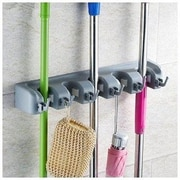 GGI International Sorbus  Broom and Mop Storage Organizer, Wall Mounted Organizer and Storage