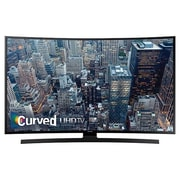 Refurbished Samsung UN55JU6700F 55 inch Curved 4K Smart TV by