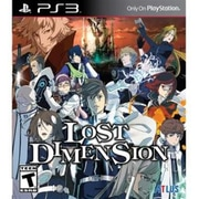 Atlus Lost Dimension Game Software, Role Playing, PlayStation 3 (LD001569)