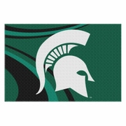 Northwest Co. Collegiate Michigan State Cosmic Mat