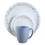 Corelle 16 Piece Dinnerware Set; Country Cottage