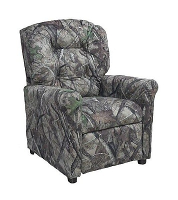 Offer Brazil Furniture HTC Camo Kids Recliner Before Too Late