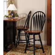 Sunset Trading Sunset Selections 24'' Swivel Bar Stool