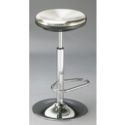 New Spec Counterstool 55 Adjustable Counter Stool in Chrome