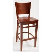Walsh & Simmons Seating Jefferson 43.5'' Bar Stool