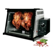 Ronco 4000 Series Rotisserie Oven; Stainless Steel