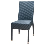 DHC Furniture Outdoor Rattan Side Chair