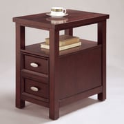 Crown Mark Dempsey Chairside Table