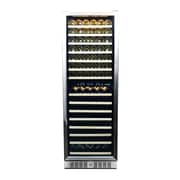NewAir 160 Bottle Dual Zone Built-In Wine Refrigerator