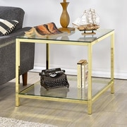 Fox Hill Trading Millenial Hansen End Table