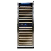 Vinotemp Butler 155 Bottle Dual Zone Built-In Wine Refrigerator