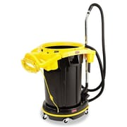 Rubbermaid Commercial Products Dvac Straight Suction Vacuum Cleaner