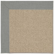 Capel Inspirit Champagne Machine Tufted Steel/Brown Area Rug; 10' x 14'