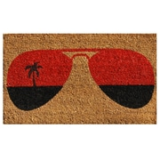 Home & More Tropical View Doormat