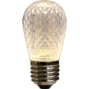Queens of Christmas 3.2W LED Light Bulb; Warm White