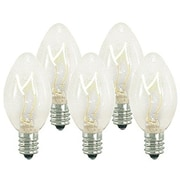 Queens of Christmas 5W Light Bulb; Clear