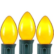 Queens of Christmas 5W Light Bulb (Set of 25); Yellow