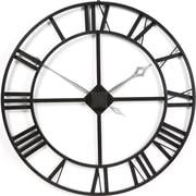 Howard Miller Gallery Oversized 32'' Lacy Quartz Wall Clock