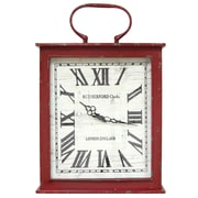 Stratton Home Decor Vintage Wall Clock