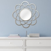 Stratton Home Decor Denisse Wall Mirror