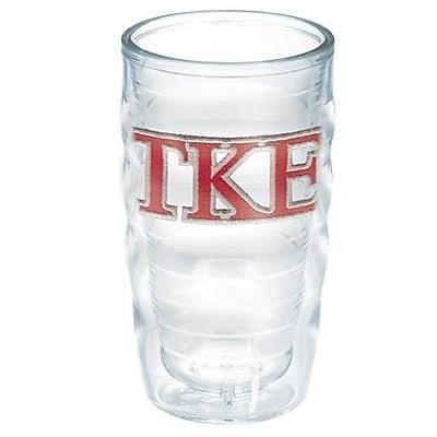 Tervis Tumbler Greek Fraternity 10 Oz. Wavy Tumbler; Tau Kappa Epsilon WYF078278600756
