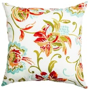 Softline Home Fashions Sunline Jean Decorative Indoor/Outdoor Throw Pillow (Set of 2)
