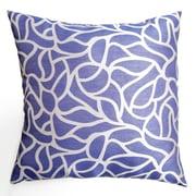 Softline Home Fashions Basra Throw Pillow; Steel